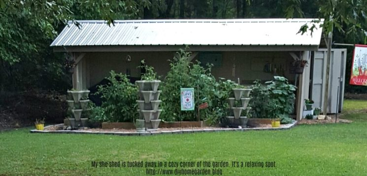 diy home & garden she shed