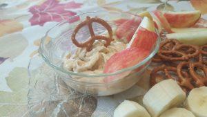 Peanut Butter Pretzel Dip