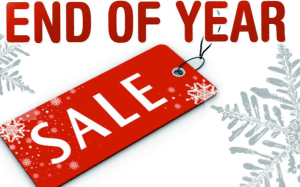christmas end of year clearance
