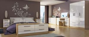 Top 10 Bedroom Designs Knights Bridge Gloss Furniture