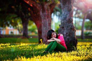 beautiful blur fashion female