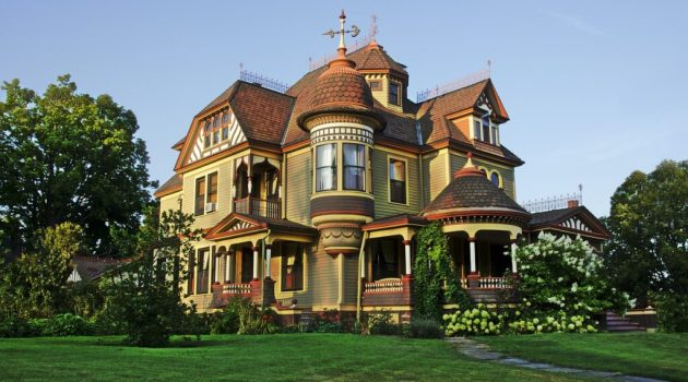 older houses