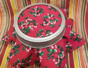 Home-canned foods as gifts