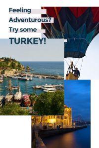 Visit Turkey pin