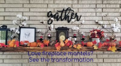 fireplace mantels featured image