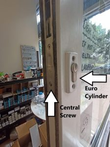 euro style lock