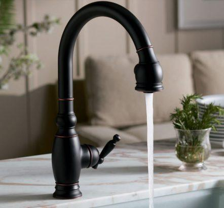 kohler gooseneck faucet diy home repair