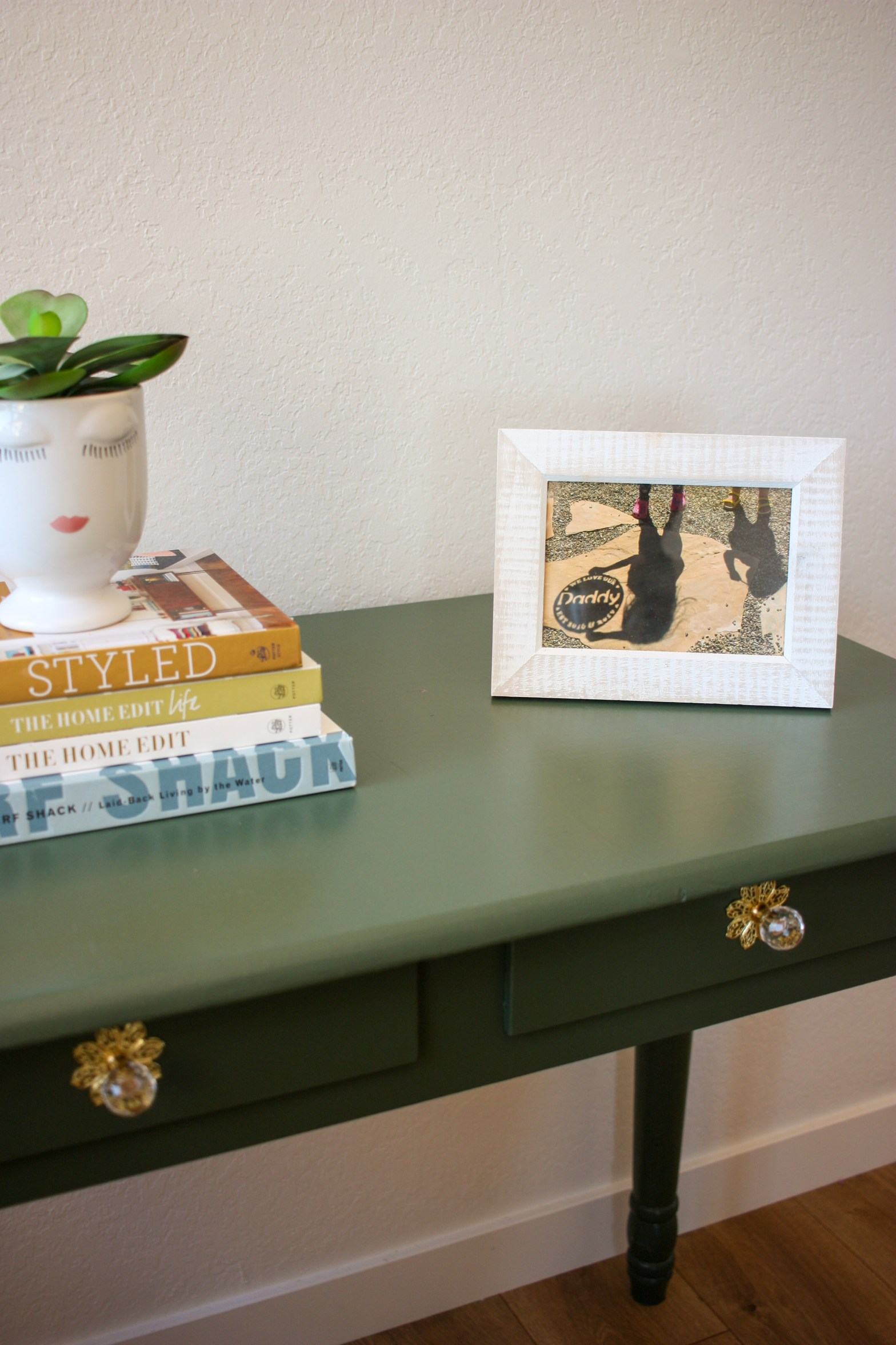 Father's Day Shadow Photo Gift