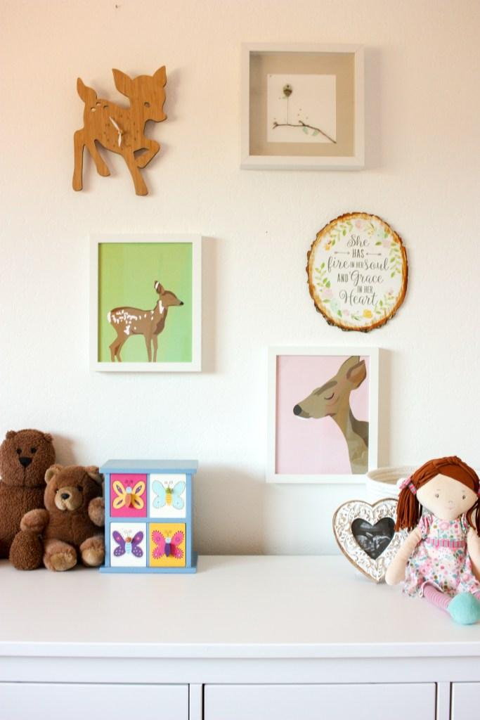 Nursery Art Ideas by Theme