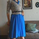 Outfit Post: Feeling Blue