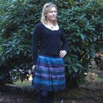 Outfit Post: Pattern Mixing Lite