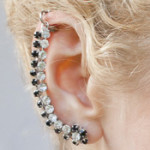 Tutorial: Rhinestone Ear Cuff