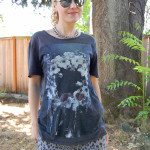 Outfit Post: Leopard-Print and Heavy Metal