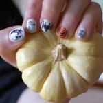 DIY Halloween Manicure