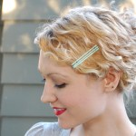 Painted Bobby Pins
