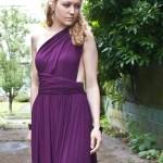 DIY Maxi Infinity Dress