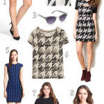 DIY Inspiration: Houndstooth