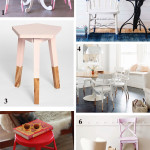 DIY Inspiration: Color-Blocked Decor