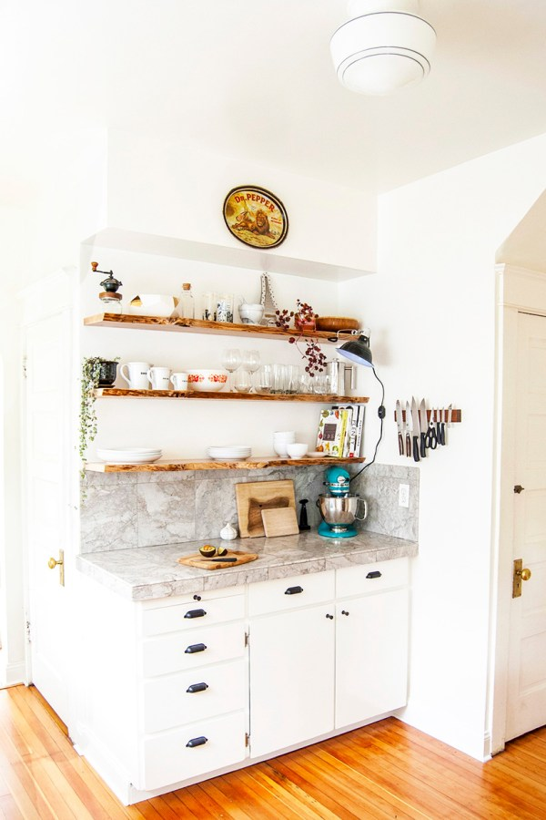 My DIY Kitchen Makeover