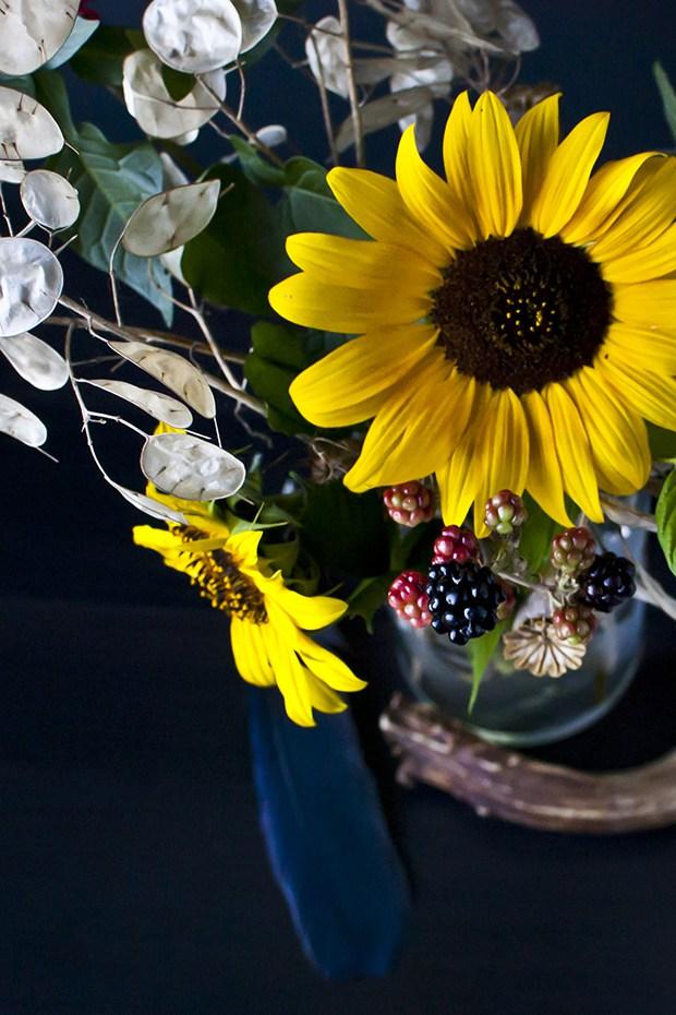 DIY fall bouquet tips