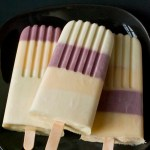 Citrus Stripe Popsicles