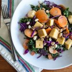 Thai Peanut Kale Salad Recipe