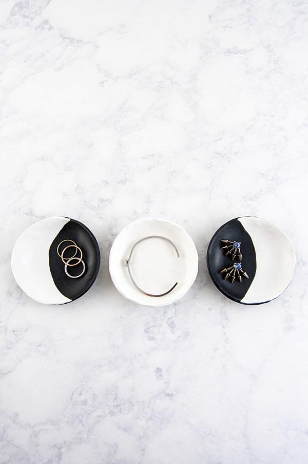 Make a Moon Phase DIY Ring Dish