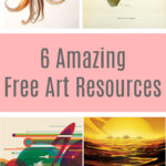 Free Art for Dorm Rooms and Beyond