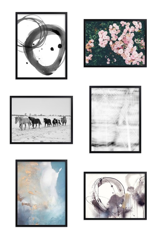 Limited edition art from Minted