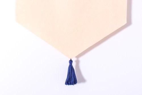 DIY banner pin storage
