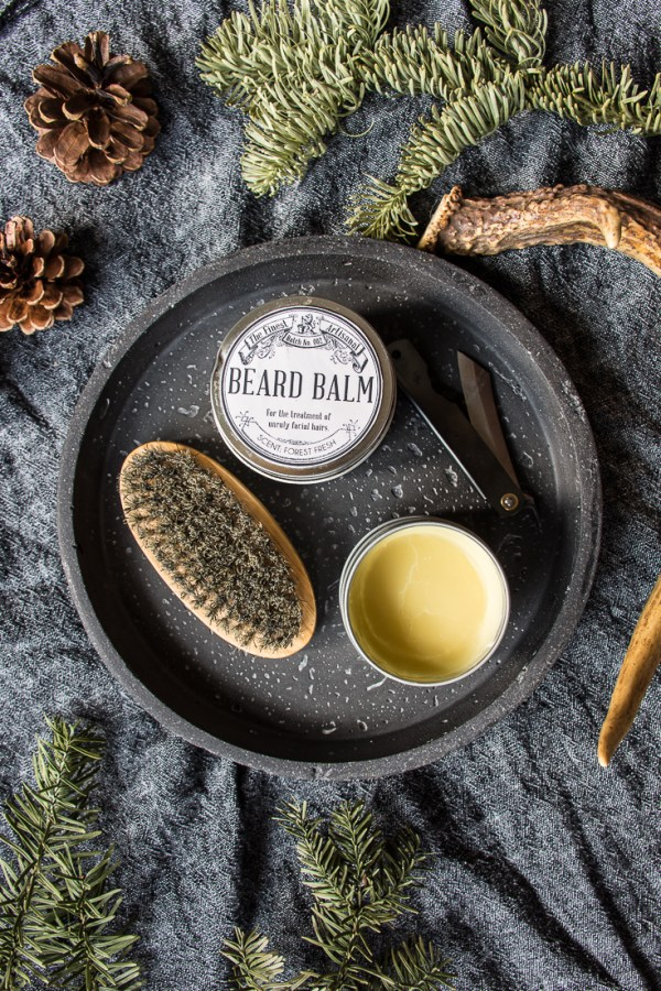 DIY Beard Balm Recipe