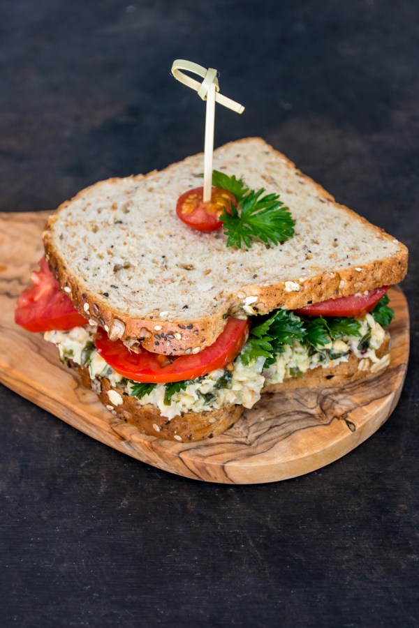 Vegan Tuna Salad Recipe