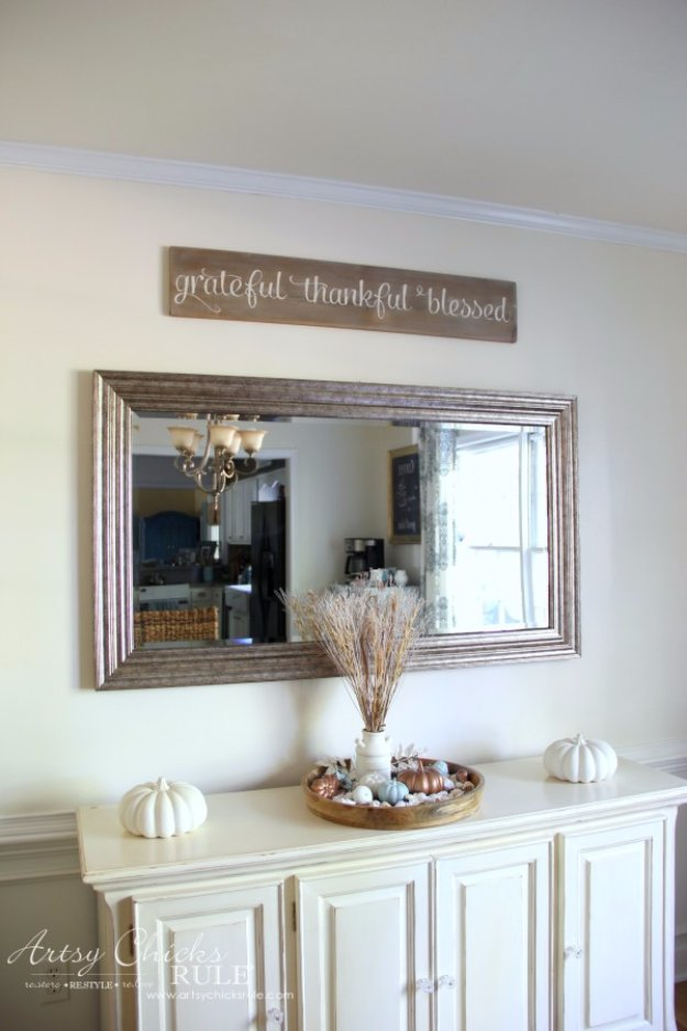 Decorating Thrifty Home Projects