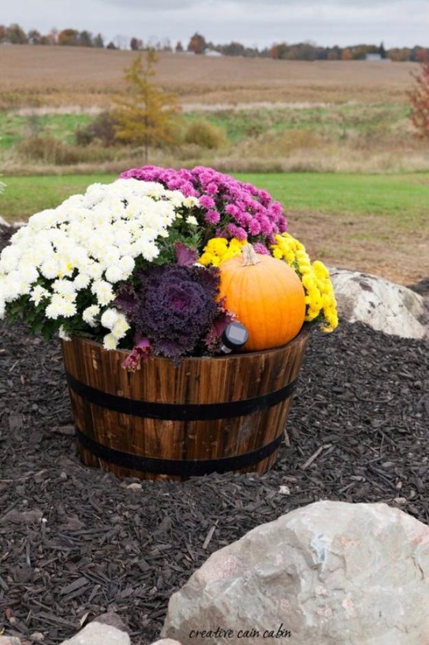 33 DIY Gardening Ideas For Fall