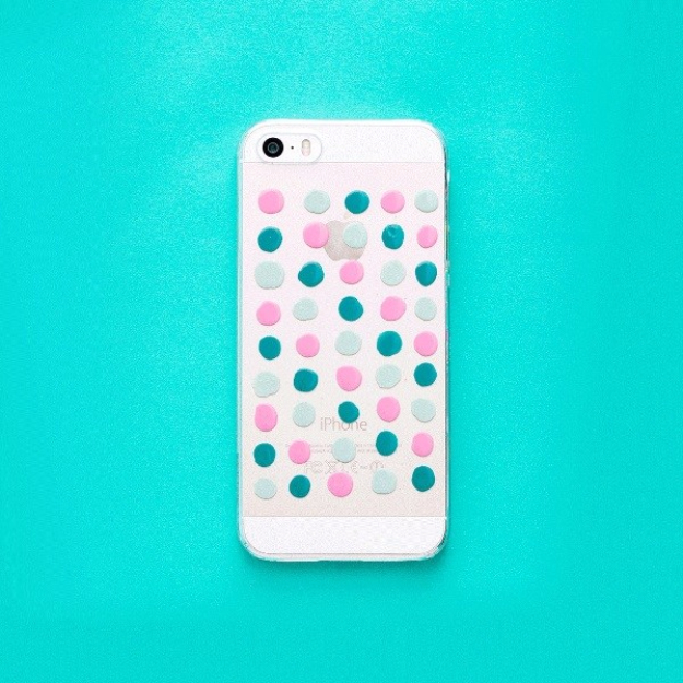 Diy Nail Polish Crafts Iphone Case Easy And Craft Ideas For