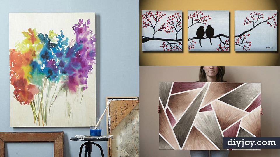 What Paint Canvas Ideas