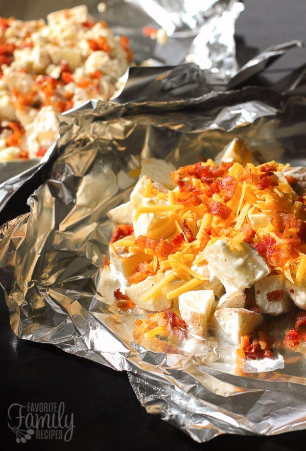 33 More Camping Tin Foil Recipes