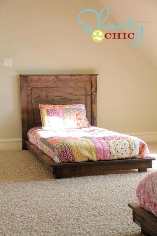 35 Diy Platform Beds For An Impressive Bedroom