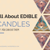 Edible Chocolate Candles Review
