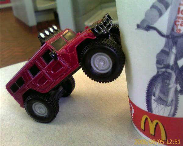 Toy Hummer