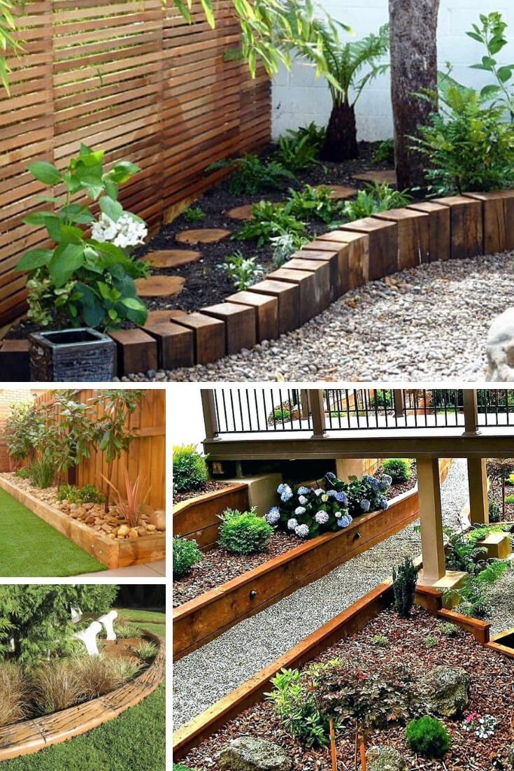 title   Garden Edging Ideas Pictures