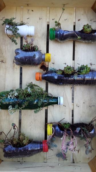 mur vegetal fabrication