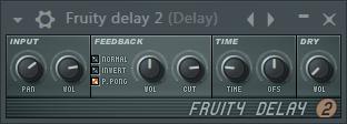 Fruity Delay 2