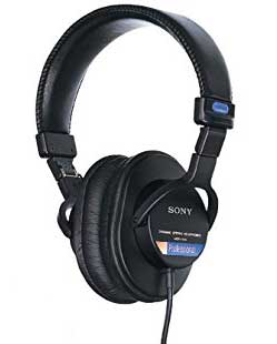 Sony Pro MDR7506