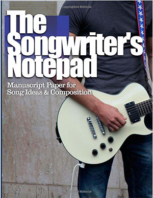 A Songwriter's Notepad