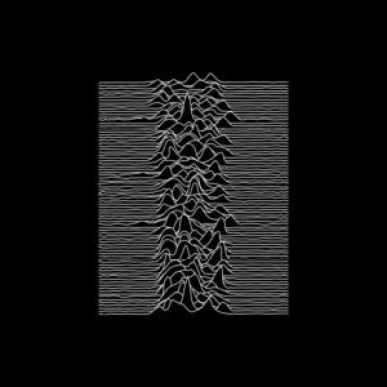 Cover art for Unknown Pleasures