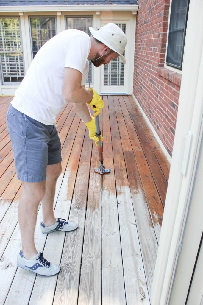 Deck Filler Paint