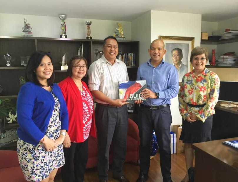 711 and Habitat for Humanity Philippines Executives Forge Partnership