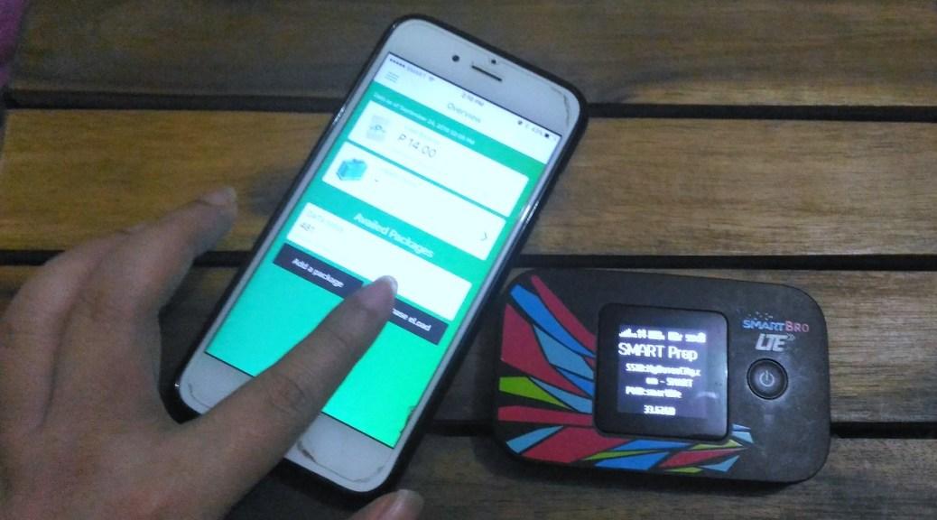 MySmart App for Prepaid