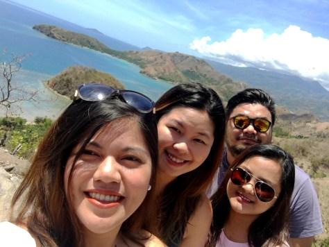Davao Bloggers in Mati, Davao Oriental 2016